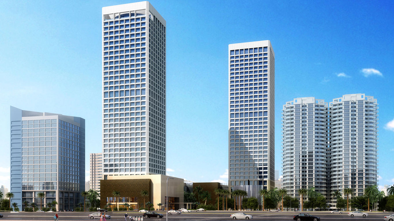 ZLP – Palm Plaza, Haikou, CHN